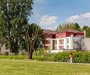 Seniorenheim im Grünen